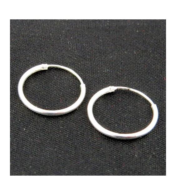 Bali ear hoops